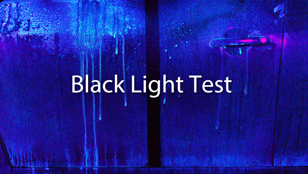 Black light salt comparison